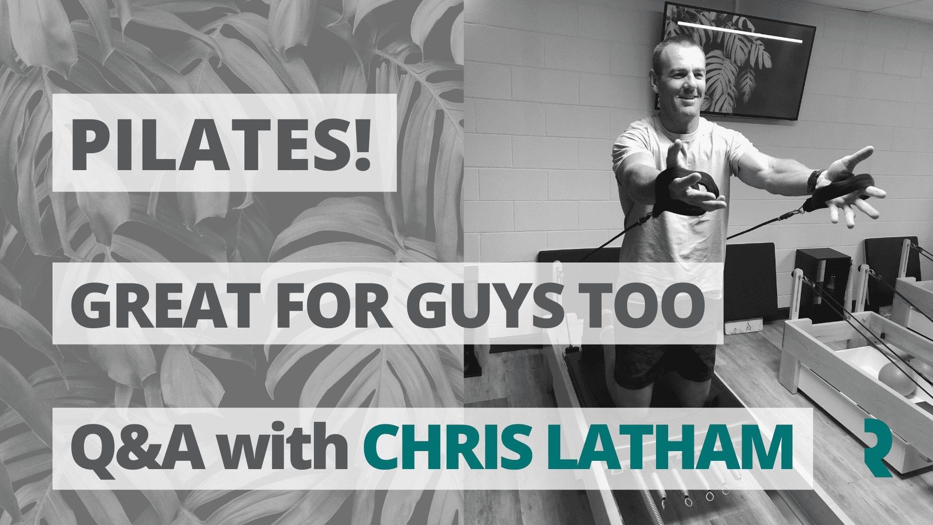 Pilates for guys