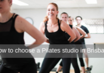 How to choose a Pilates studio in Brisbane
