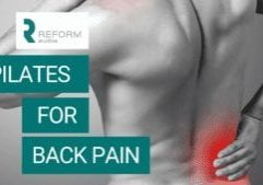 Pilates & Back Pain